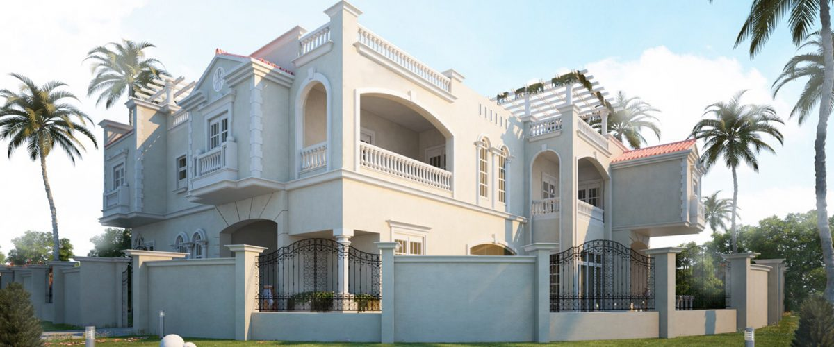 Private Villa in Shaikh Zayed