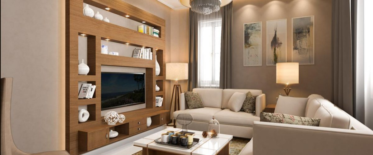 Interior Design for Sheikh Zayed Housing